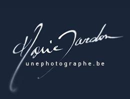 Logo - Marie Jardon - Photographe de mariage - Brabant Wallon